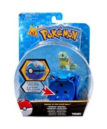 Figura Pokemon - Squirtle...