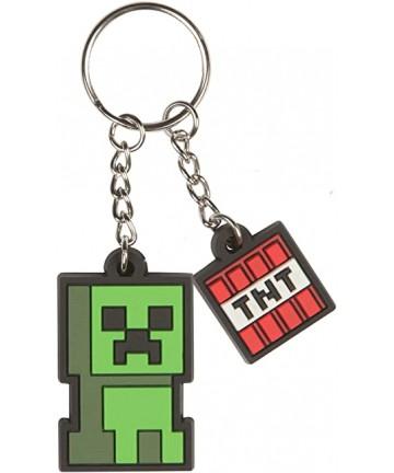 Llavero oficial Minecraft -...