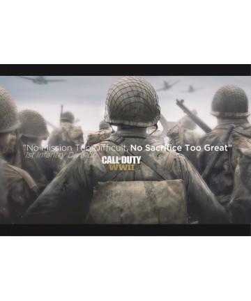 POSTER - COD WWII