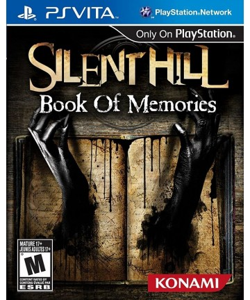 SILENT HILL BOOK OF...