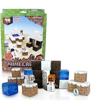 Minecraft Mundo Papel -...