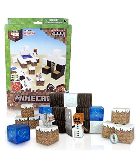 Minecraft Mundo Papel - Snow Set