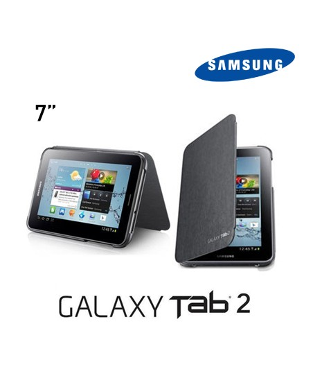 "Carcasa Book Cover Samsung Galaxy Tab 2 7.0"" NEGRO"