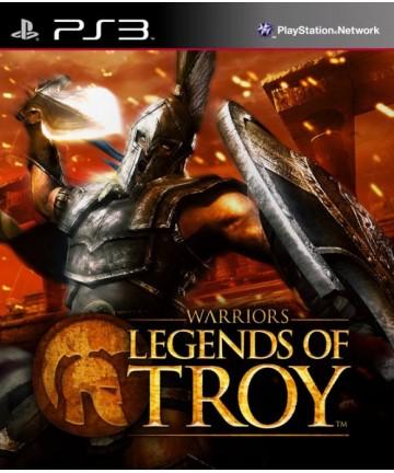 Warriors Legends of Troy -...