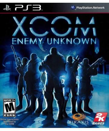 XCOM Enemy Unknown - PS3 Usado