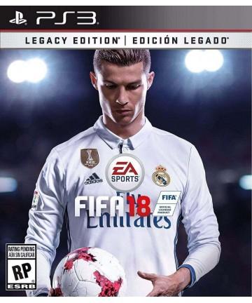 FIFA 2018 PS3