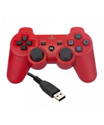 Control PS3 Bluetooth ROJO