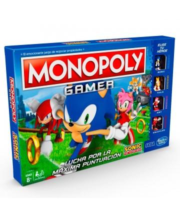 Monopoly Gamer SONIC