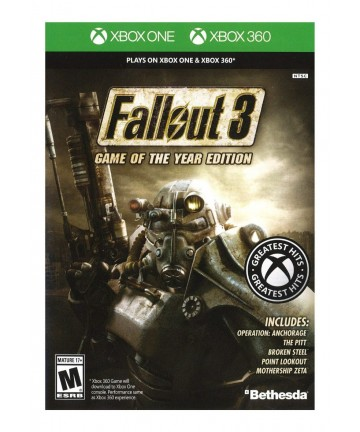 Fallout 3 Game of the Year...