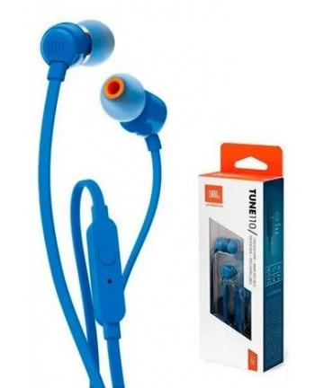 Audifono JBL tune110 Azul