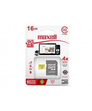Memoria MicroSD HC 16GB...