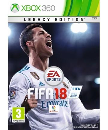 FIFA 18  EDICION LEGADO -...