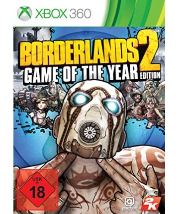 Borderlands 2: Game Of The...