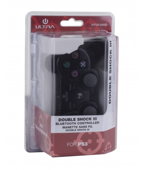 Control PS3 Bluetooth Negro - Ultra