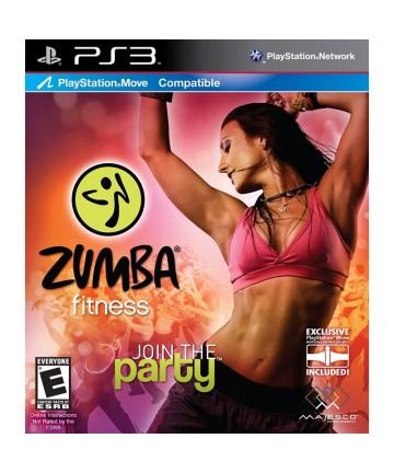 Zumba Fitness - PS3 USADO