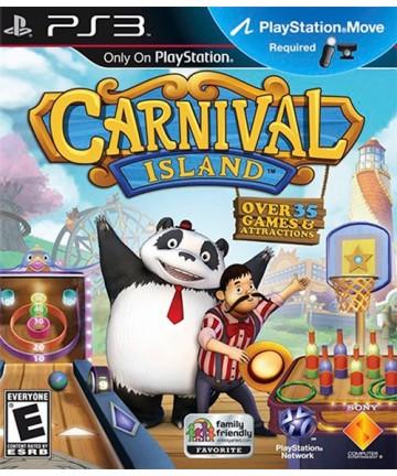 Carnival Island - PS3 USADO