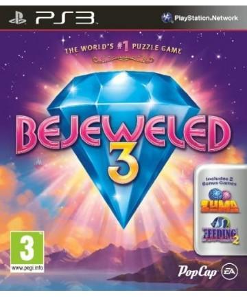 Bejeweled 3 - PS3 USADO