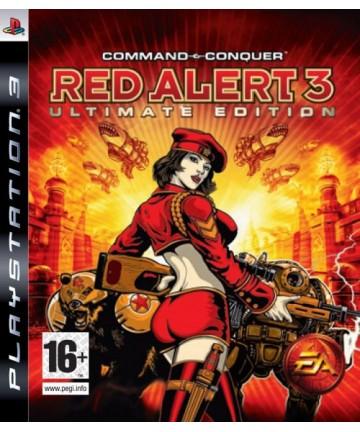 Red Alert 3 - PS3 Usado