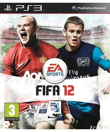 FIFA 12 - PS3 Usado