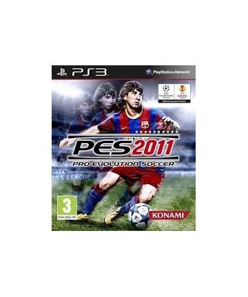 PES 2011 - PS3 Usado