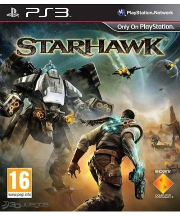 Starhawk - PS3 Usado
