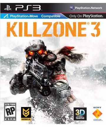Killzone 3 - PS3 Usado