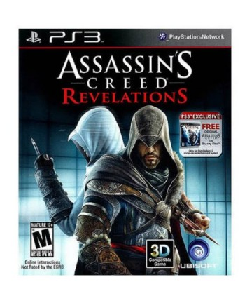 Assassins Creed Revelations...