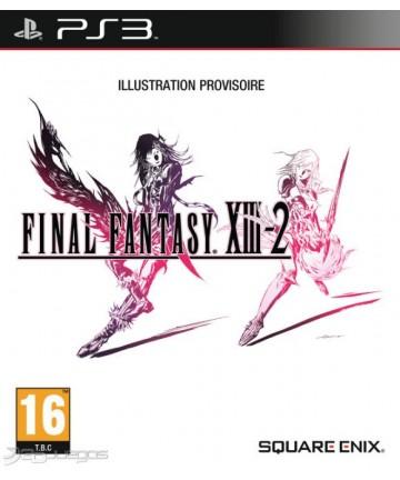 Final fantasy XIII-2 - PS3...