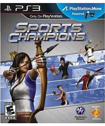 Sports Champions - PS3 Usado