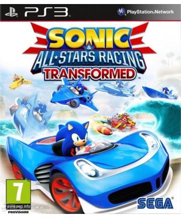 Sonic All Stars Racing...