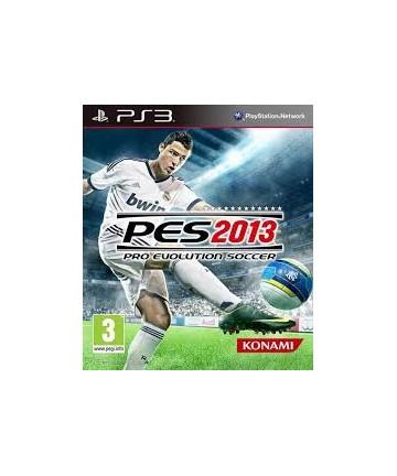 PES 2013 - PS3 Usado