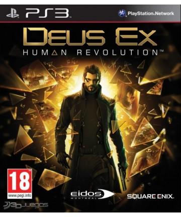 Deus Ex - PS3 Usado