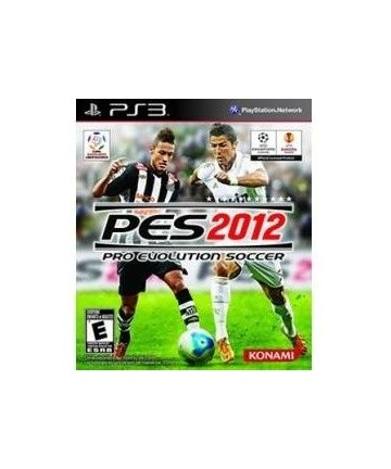 PES 2012 - PS3 Usado