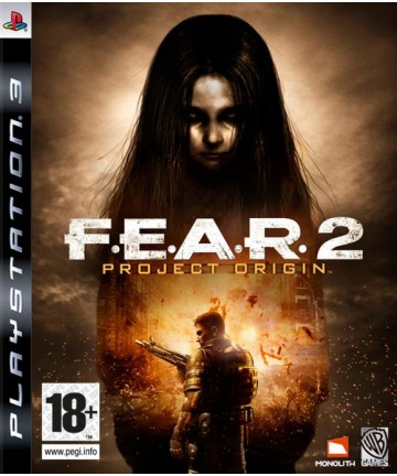 FEAR 2 - PS3 Usado