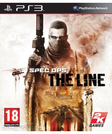 Spec ops the line - PS3 Usado