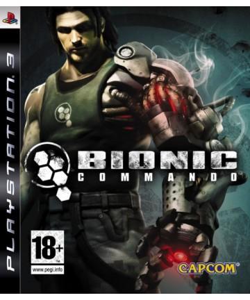 Bionic Commando - PS3 Usado