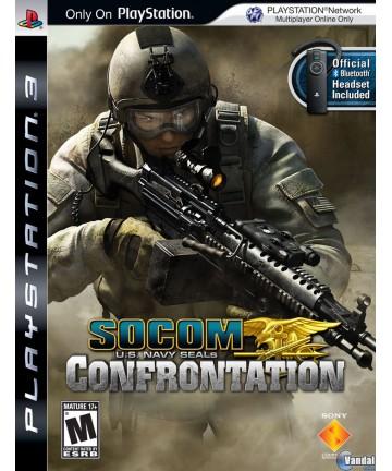 SOCOM Confrontation - PS3...