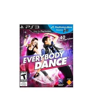 Everybody dance - PS3 Usado