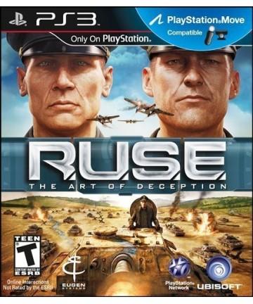 Ruse - PS3 Usado
