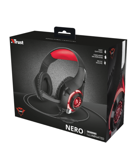 Audífono PC Nero Trust