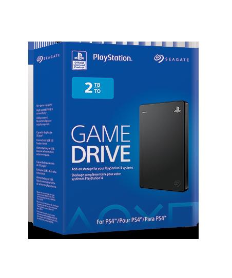Disco Duro 2TB Externo para PS4 Seagate