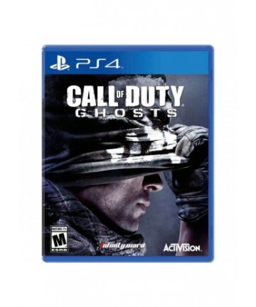 Call Of Duty Ghosts PS4...