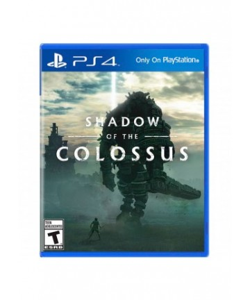 Shadow of The Colossus PS4...