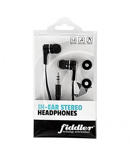 Audifono Fiddler Stereo - Negro