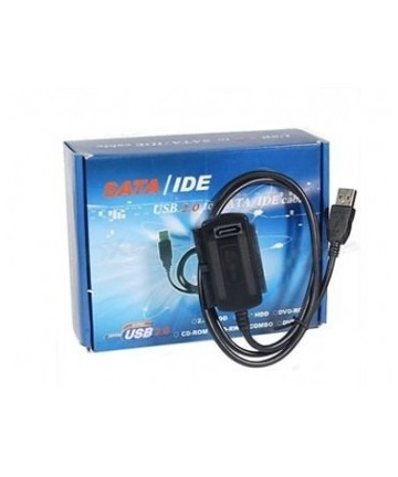 KIT ADAPTADOR USB 2.0 A IDE...