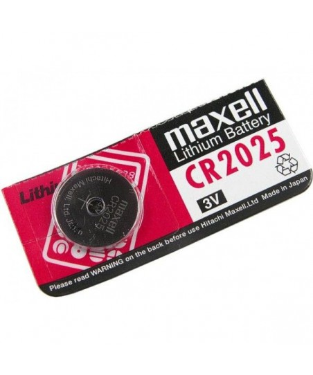 Pila Maxell CR2025
