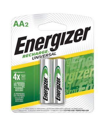 Pilas Energizer Recargable...
