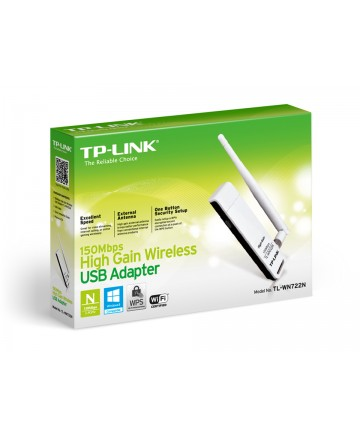 Adaptador USB a WIFIde alta...