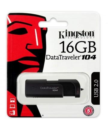 Pendrive 16GB USB 2.0 Kingston