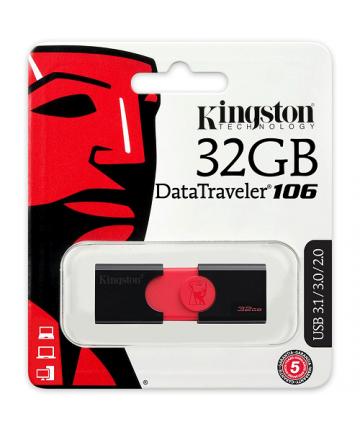 Pendrive 32GB USB 3.0 Kingston